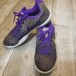 Mamba Instinct Fierce Purple Shoes Like New